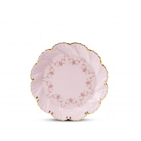 Dessert plate 17 cm Rose...