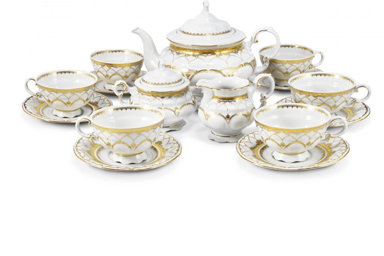 Tea set 15-piece - Wedding sonata