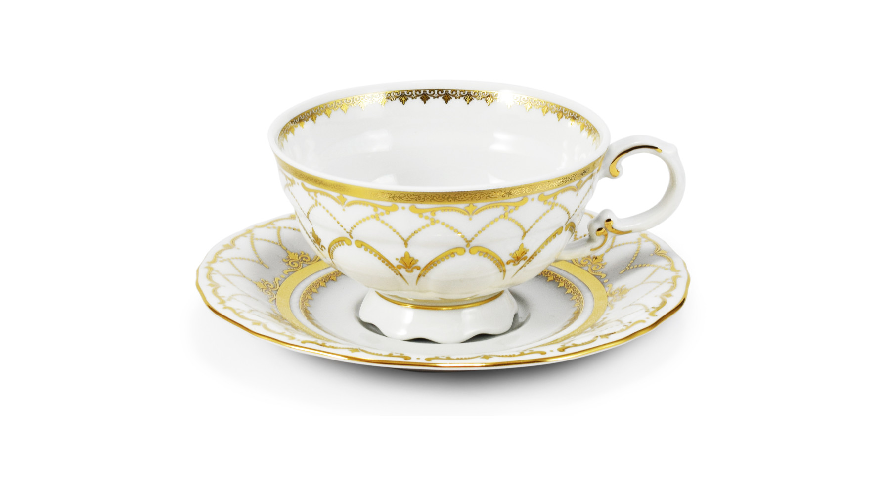 Cup and saucer Wedding sonata