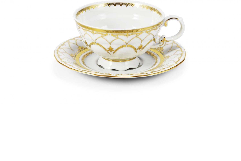Tasse mit Untertasse Hochzeitsonate