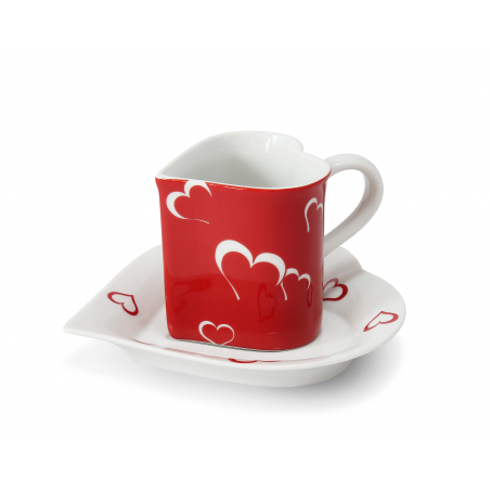 Cup and saucer 0.20 l...
