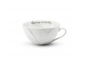 """Cup 0,30 l """"báječná učitelka"""" Flora decor"""