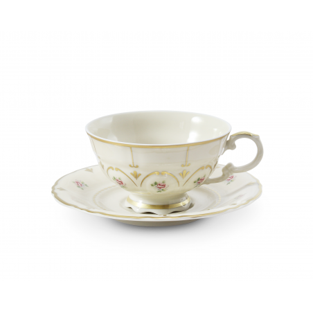 Cup and saucer 0,20 l...