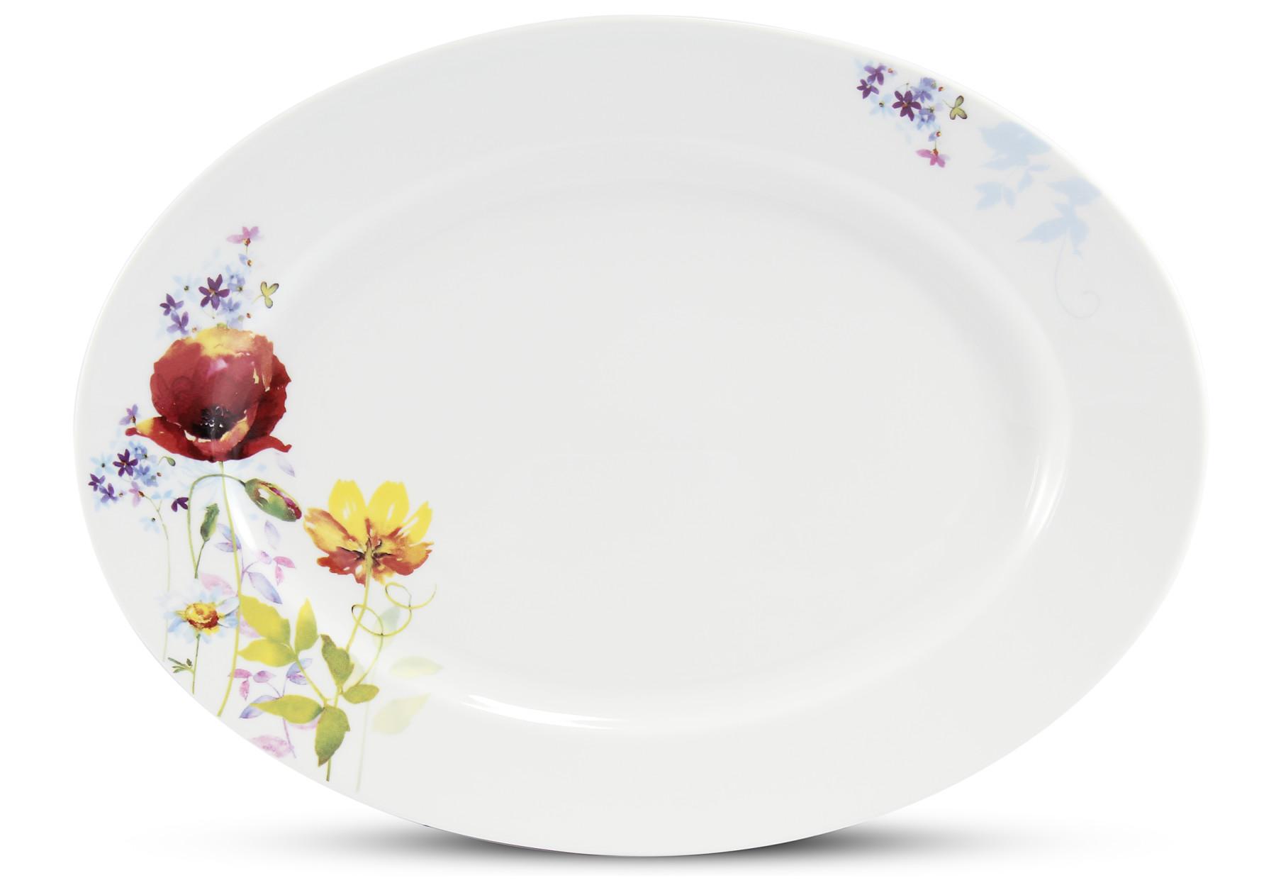 Oval bowl 35 cm Palouček z Louček
