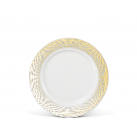 Dezertní talíř 21 cm Zlatá...