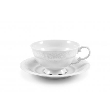 Cup and saucer Lace