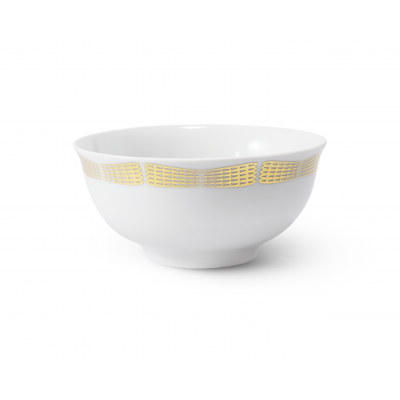 Bowl deep 14 cm Golden...