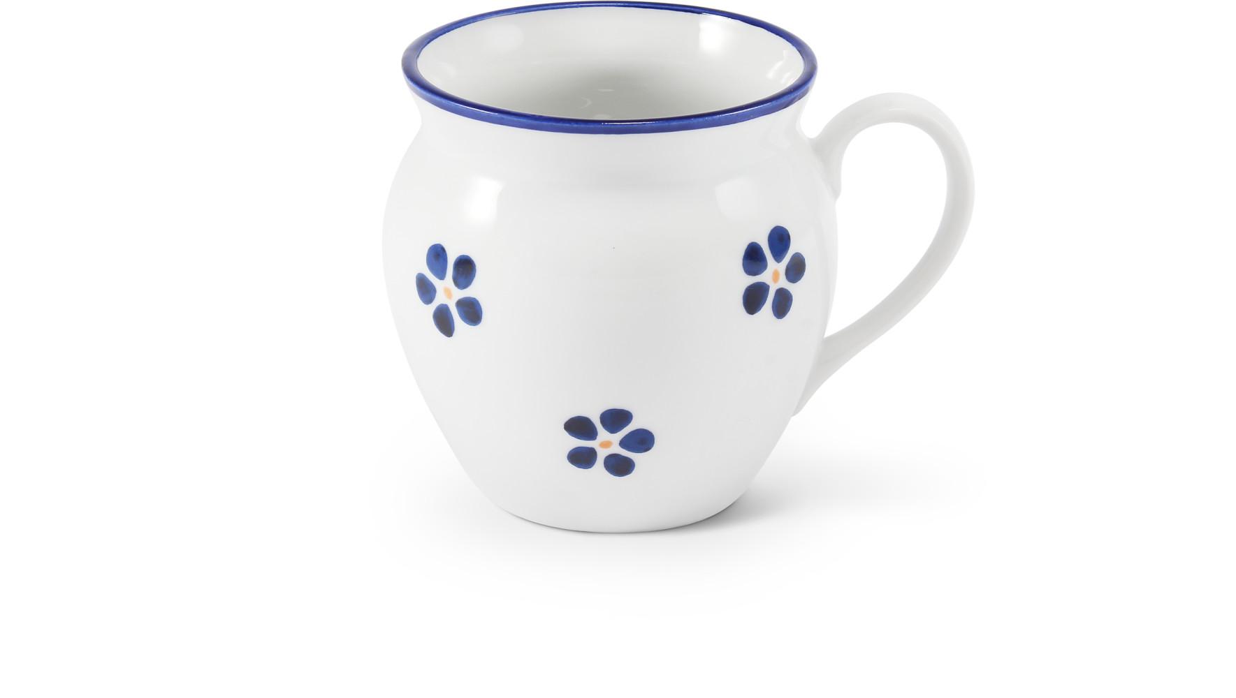 "Mug 0,30 l ""BUCLÁK"" Blue Blossoms"