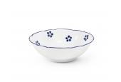 Kompott-Schale 16 cm Blaue Blumen