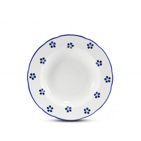 Suppenteller 23 cm Blaue...