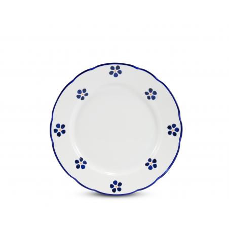 Dessertteller 19 cm Blaue...
