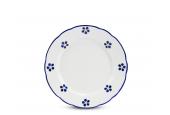 Dessert plate 19 cm Blue Blossoms