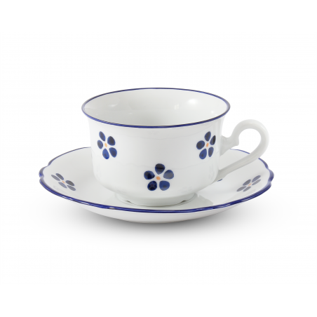 Low cup with saucer 0,20 l...