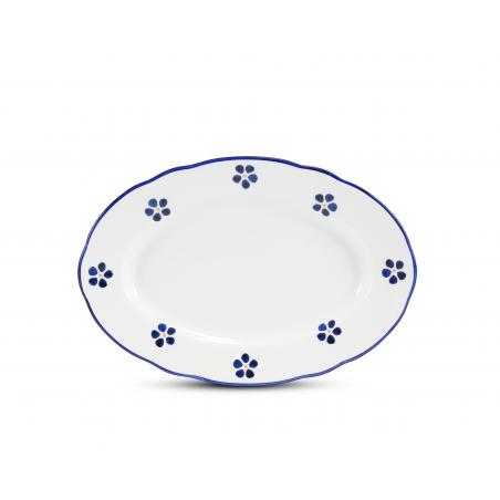 Oval attachment bowl 23 cm...