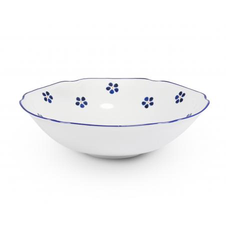 Compote bowl 23 cm Blue...