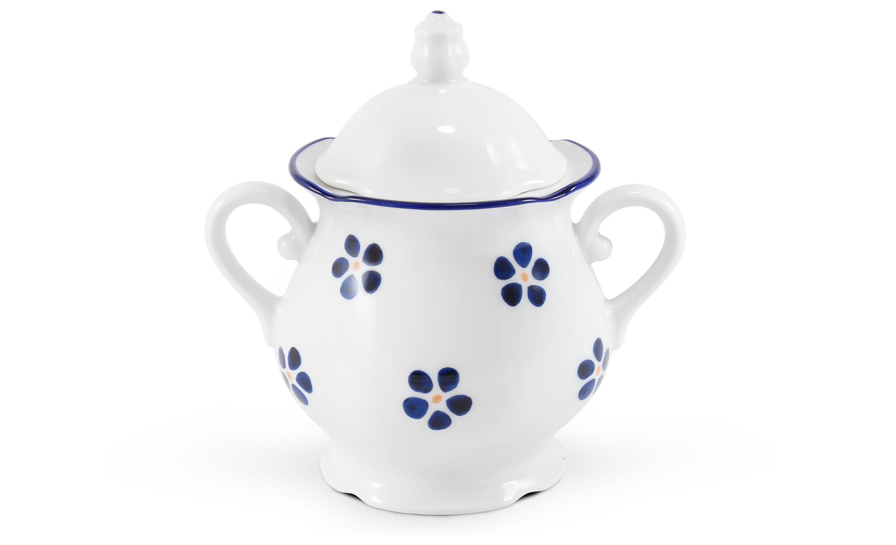 Honey pot 0,3 l Blue Blossoms