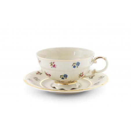 Cup and saucer Floral...
