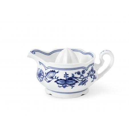 Lemon press Blue onion china