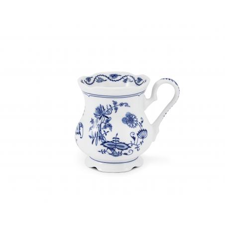 Mug 0,25 l Blue onion china