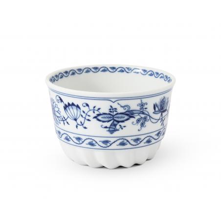 Pudding mould Blue onion china