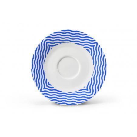 Saucer BeFree blue