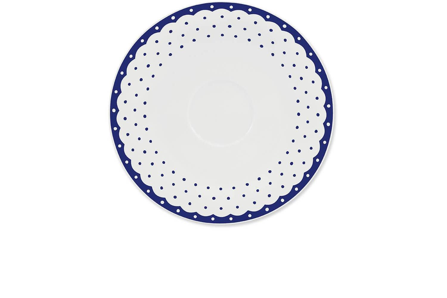 Saucer with the pattern 1 HyggeLine