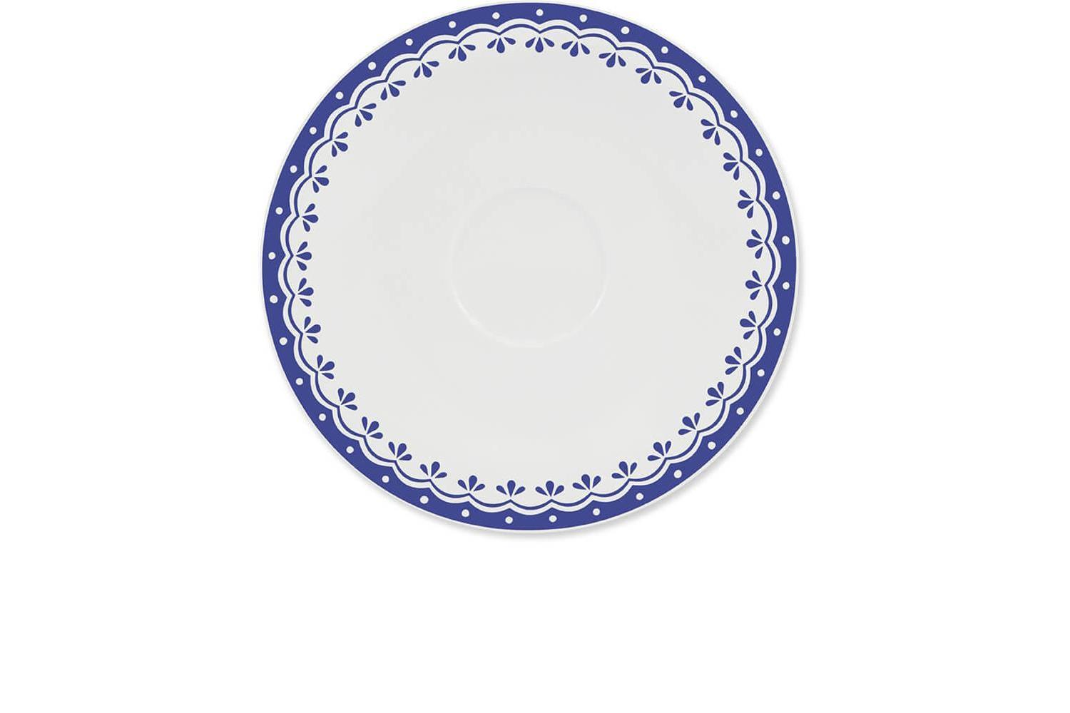 Saucer with the pattern 3 HyggeLine