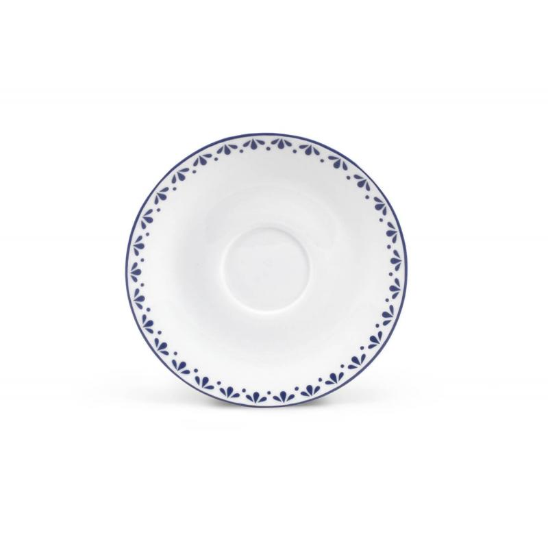 Espresso saucer HyggeLine with the pattern 1