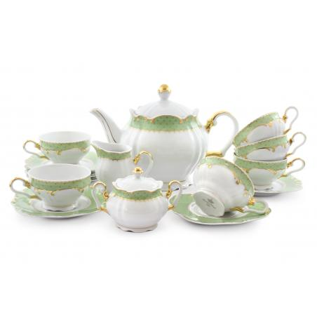 Tea set - 15-piece -...