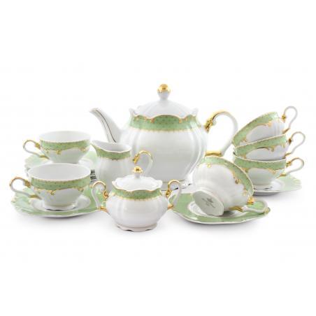 Tea set - 15-piece -...