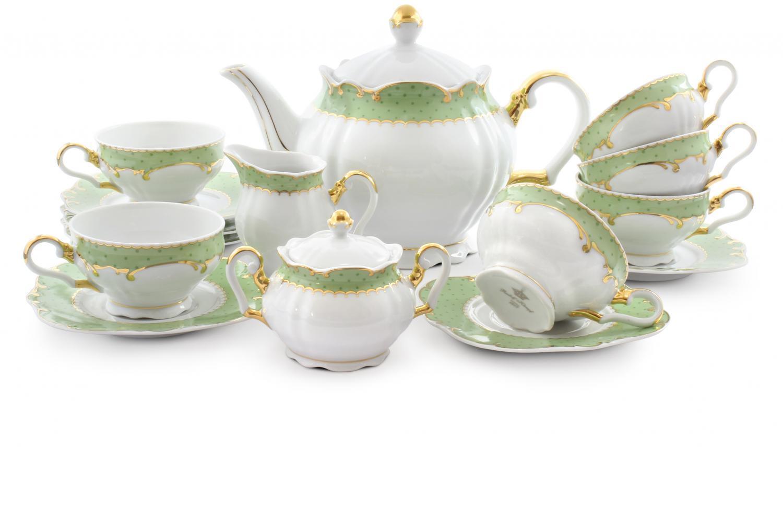 Tea set - 15-piece - Antonie dot