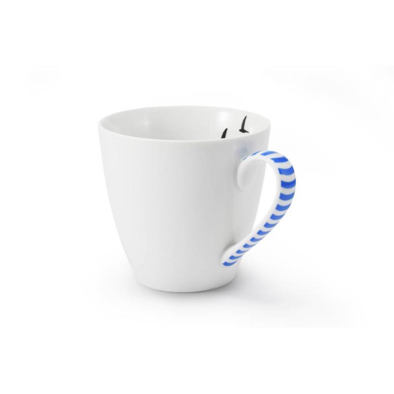 Teetasse BeFree blau