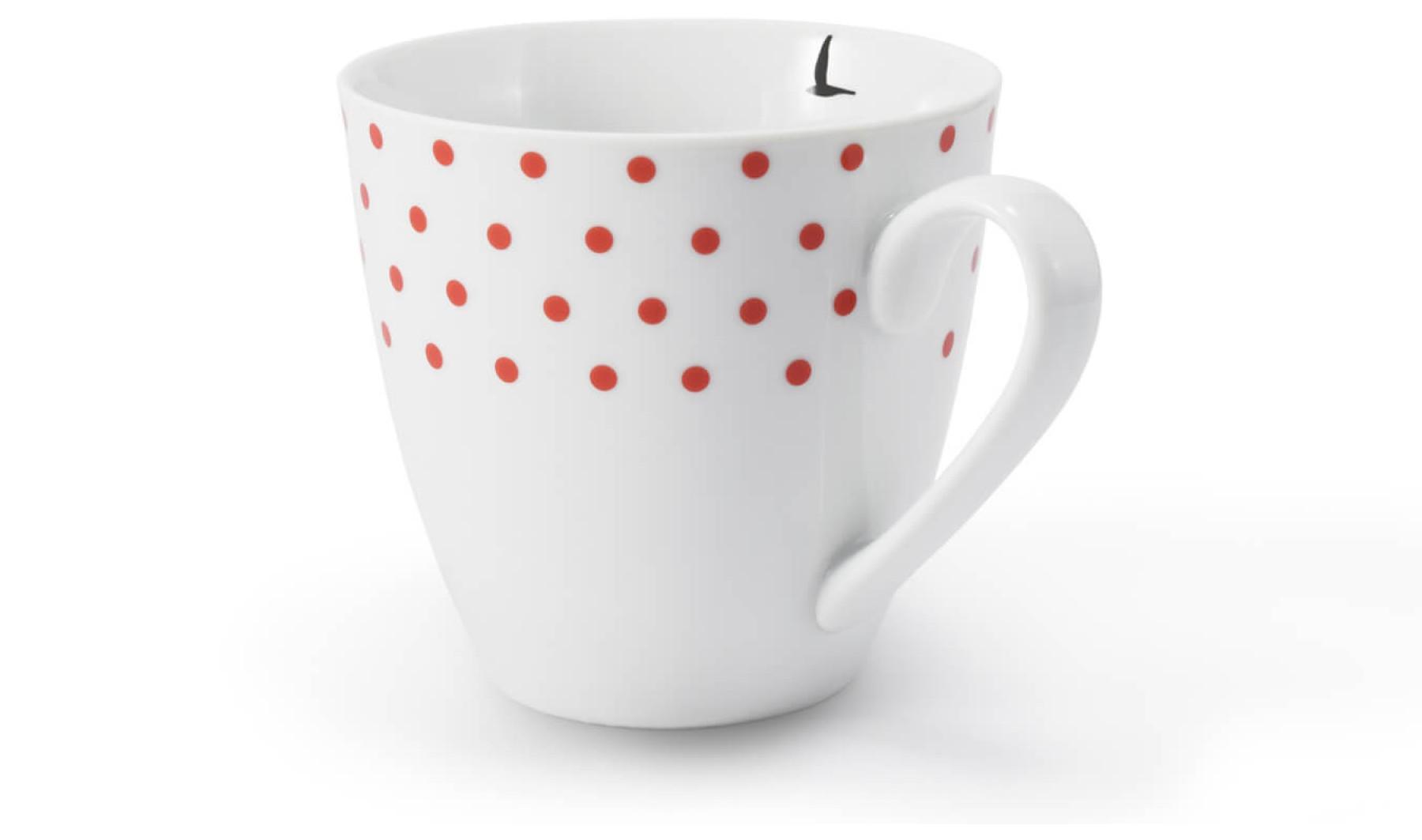 Mug BeFree dotted