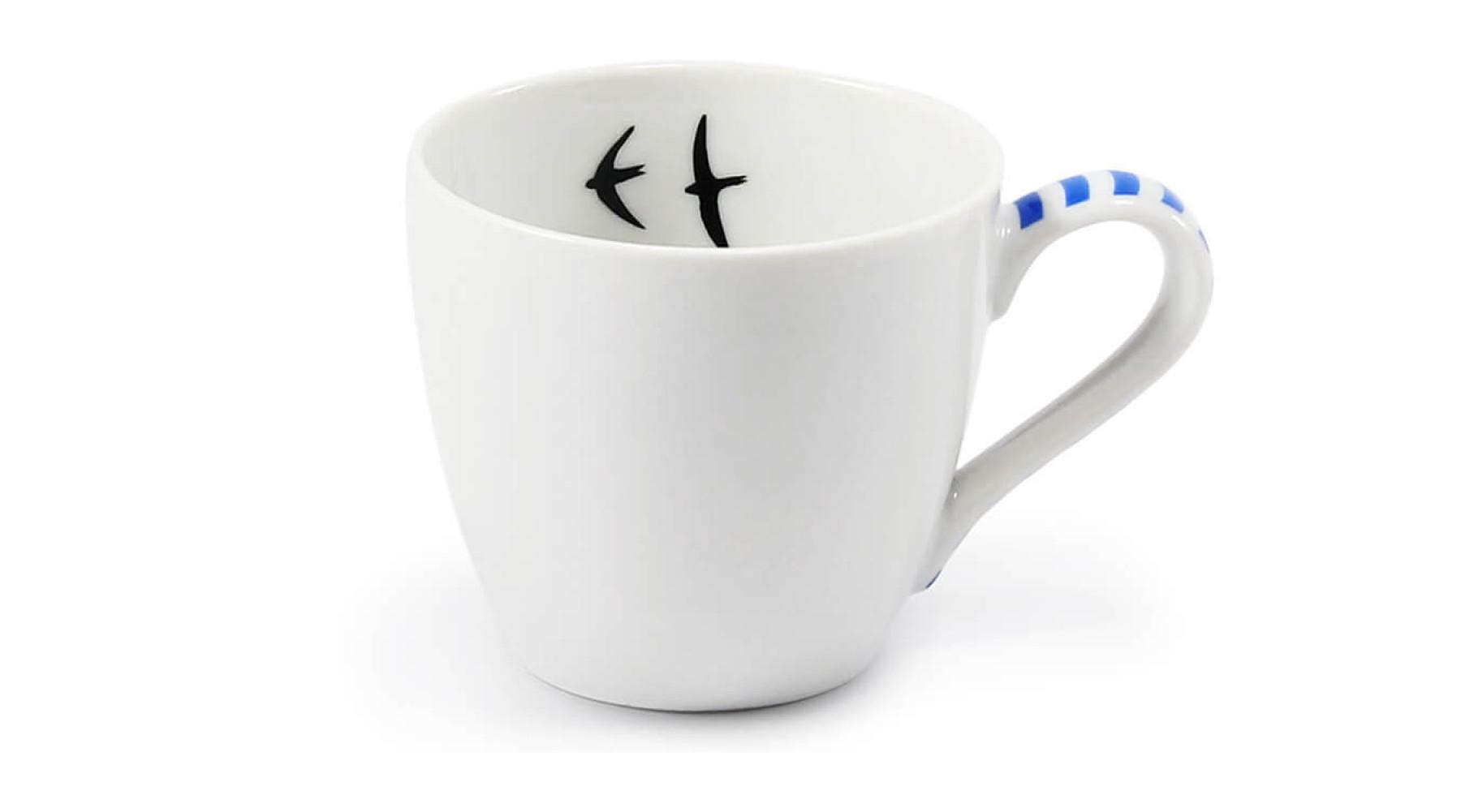 Šálek na espresso 0,07l BeFree modrý