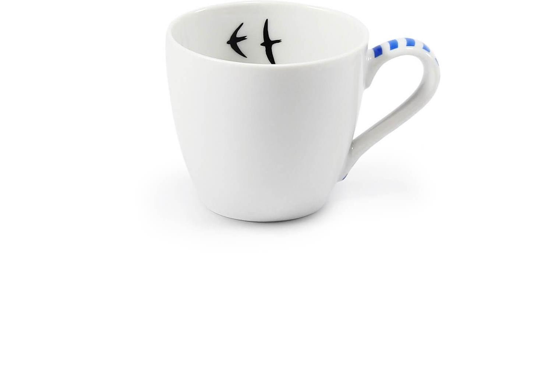 Šálek na espresso 0,07 l BeFree modrý