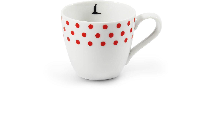 Tasse für Espresso 0,07l BeFree getupft