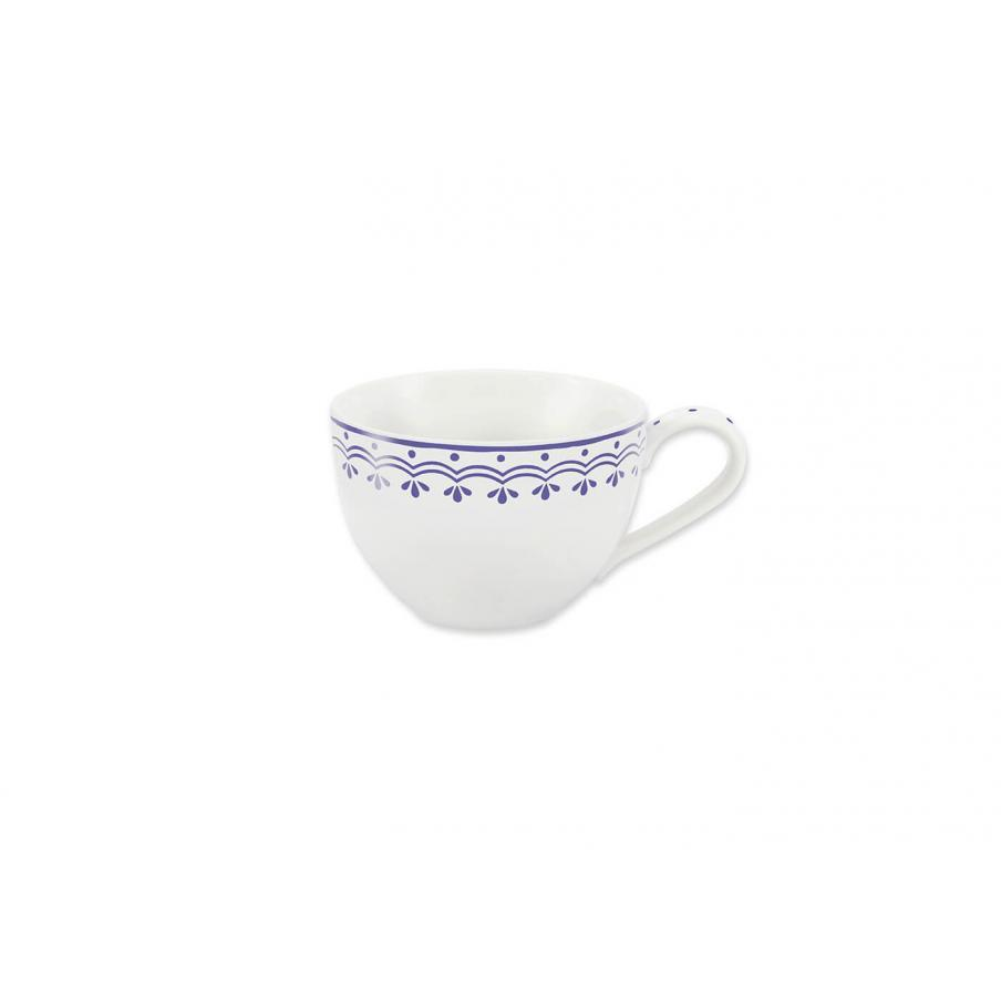 Cup with the pattern 1...
