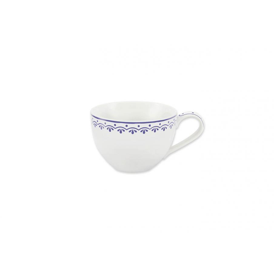 Cup with the pattern 3...