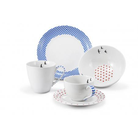 Breakfast set 5-piece...