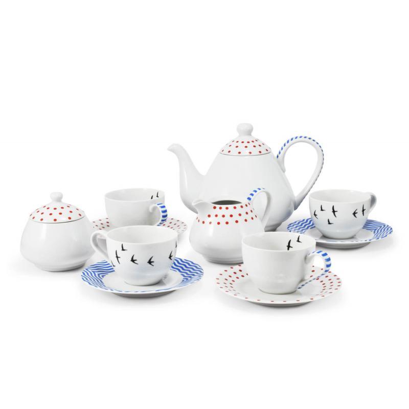 Tea set 11-piece BeFree