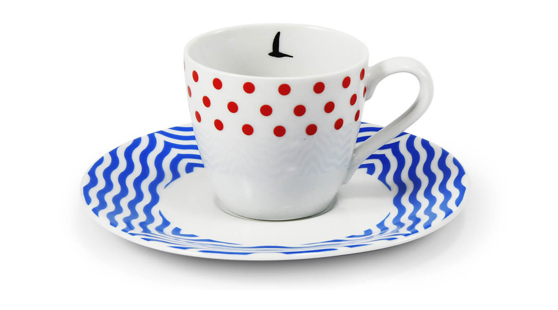 Espresso cup and saucer 0.07l BeFree version 1