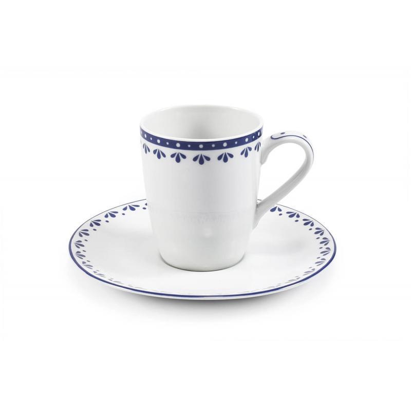 Tasse mit Untertasse für Espresso 0,09l HyggeLine