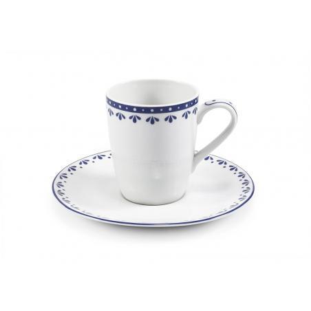 Tasse mit Untertasse für...