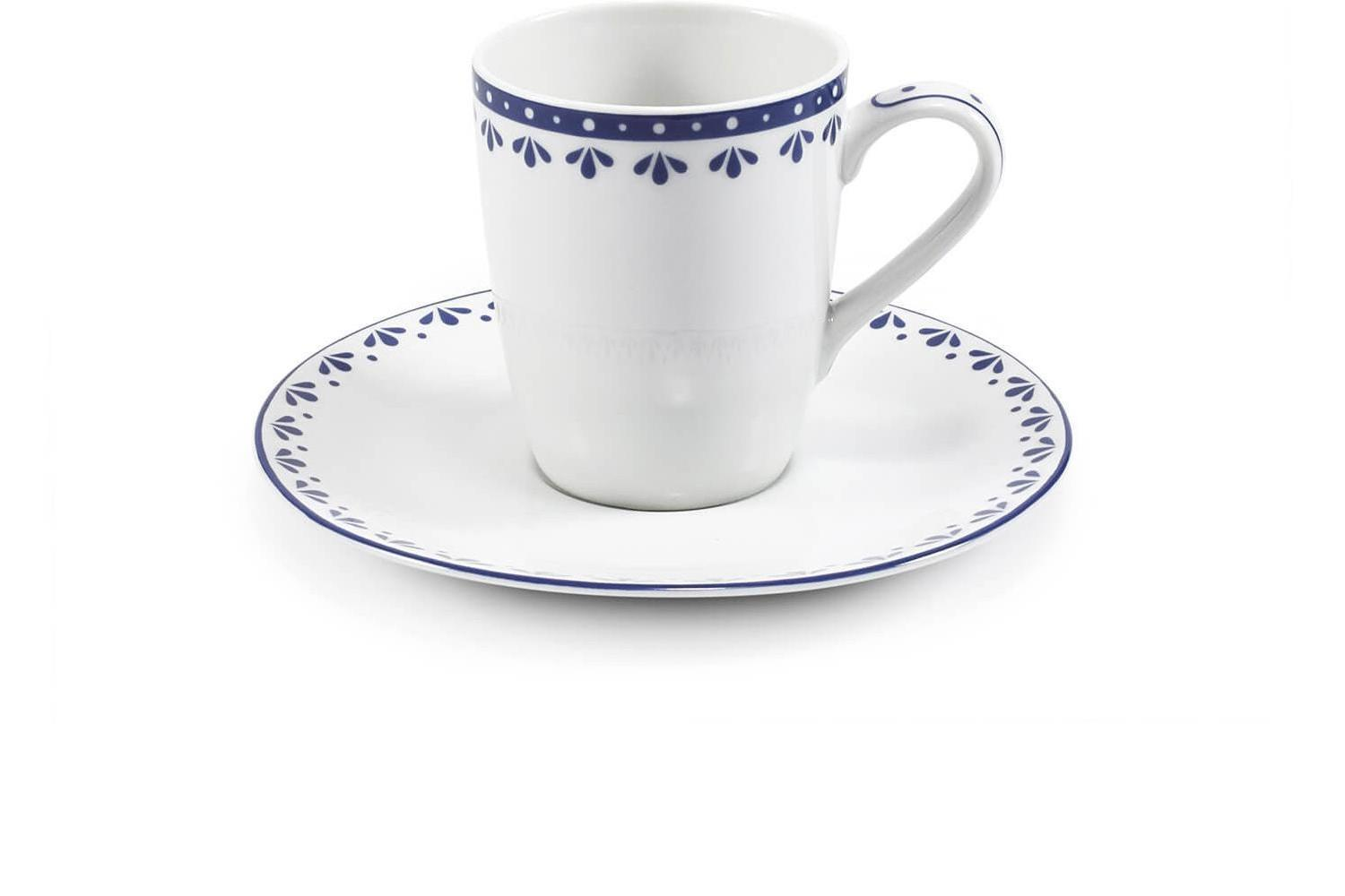 Espresso cup and saucer 0.09l HyggeLine