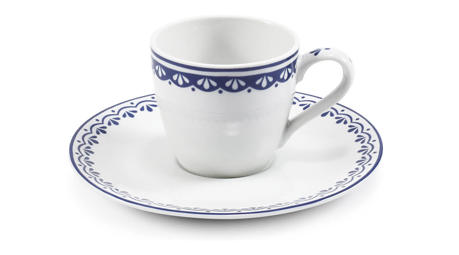 Espresso cup and saucer 0.07l HyggeLine