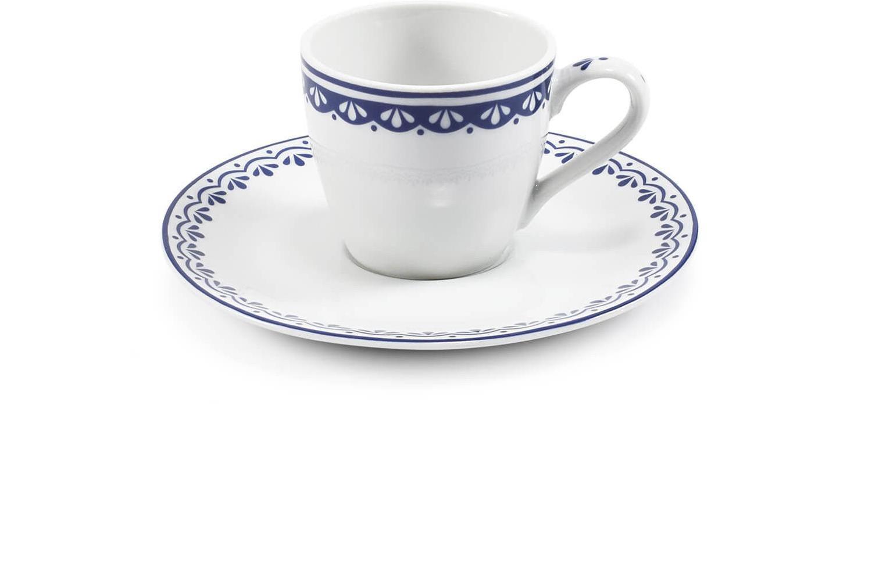 Tasse mit Untertasse für Espresso 0,07l HyggeLine