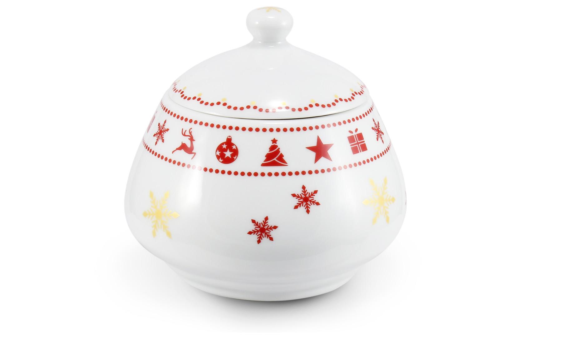 Zuckerdose Weihnachtsträume