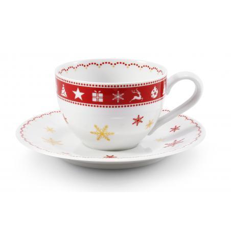 Cup and mug 0.2l Christmas...