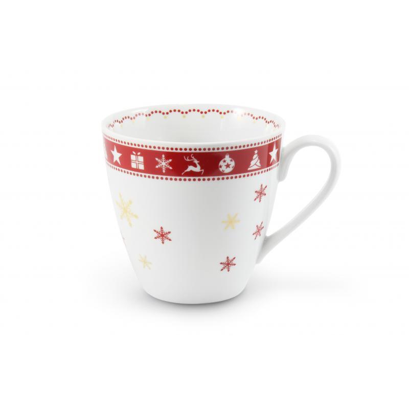 Teetasse 0,3l Weihnachtsträume