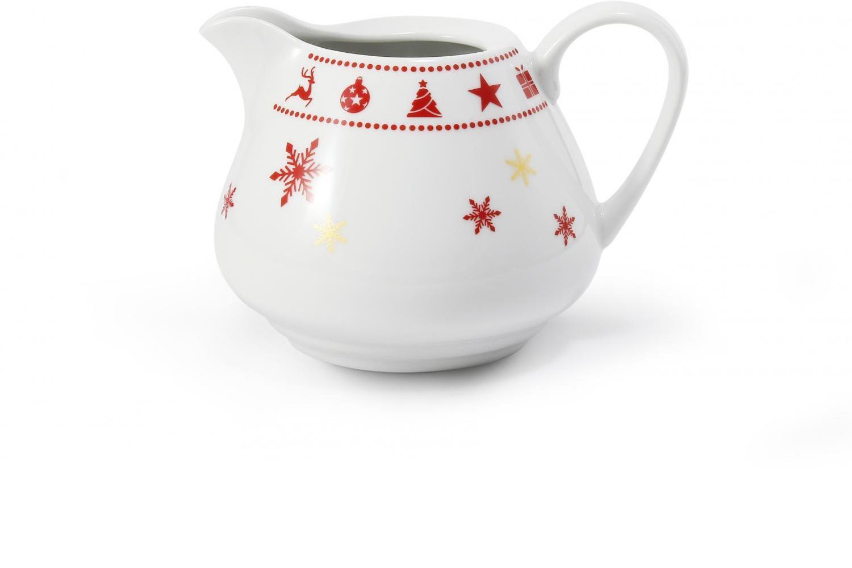 Milchkänchen Weihnachtsträume